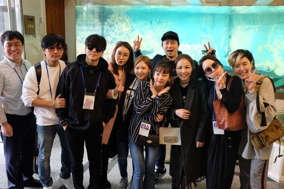 K-pop stars concert Pyongyang