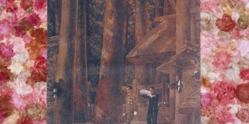 新作 「レオナール・ツグハル・フジタの行方不明パズルピース 『藤田嗣治 天皇陛下伊勢の神宮に御参拝、皇紀2603年(1943)』」