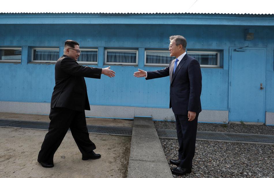 朝鮮半島統一 Korea Re-united2