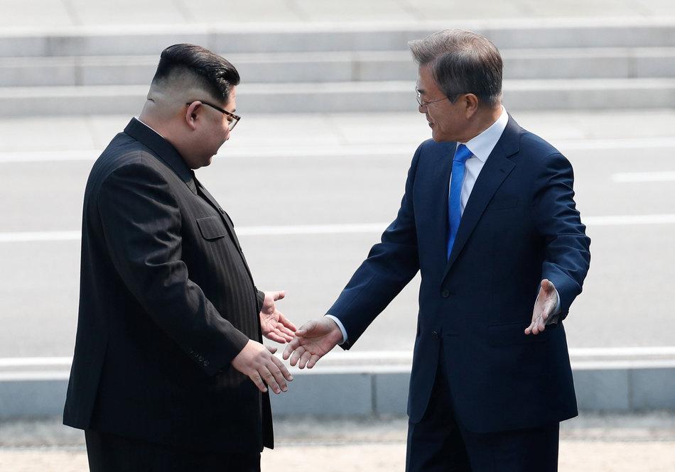 朝鮮半島統一 Korea Re-united3