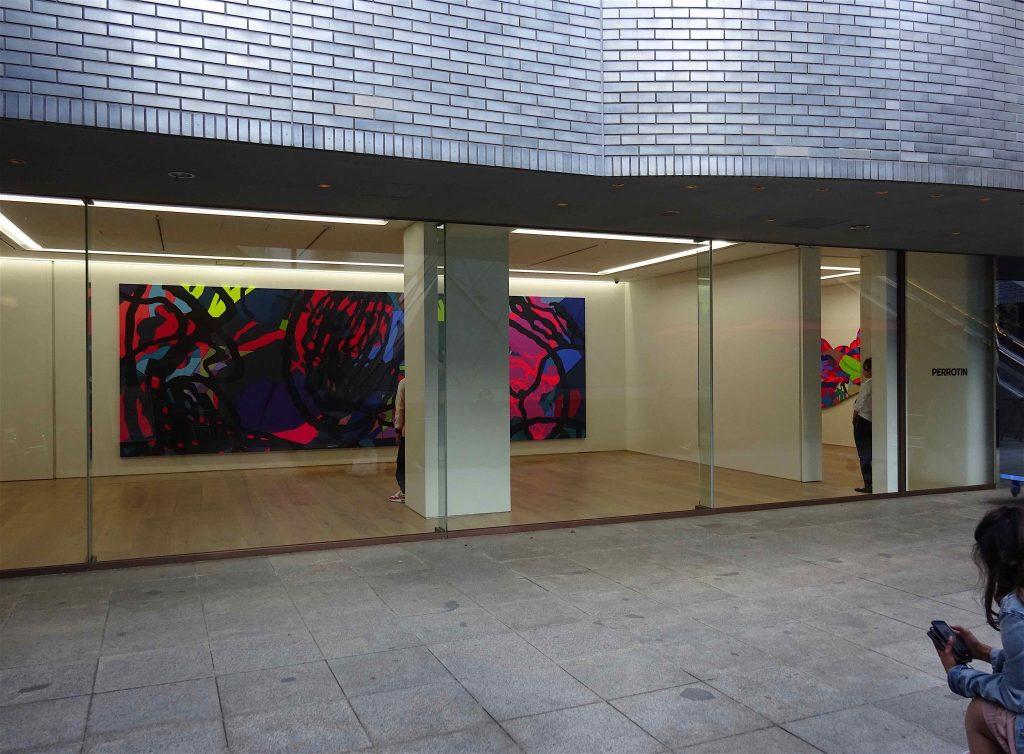 KAWS個展 ペロタン東京