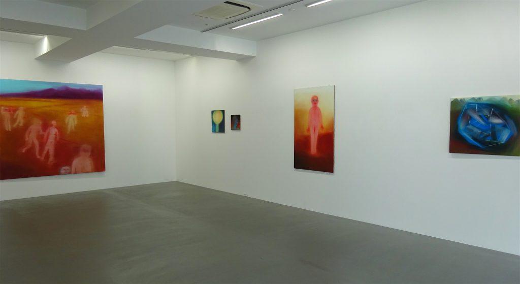 Miriam Cahn ミリアム・カーン展 @ WAKO WORKS OF ART 2017年