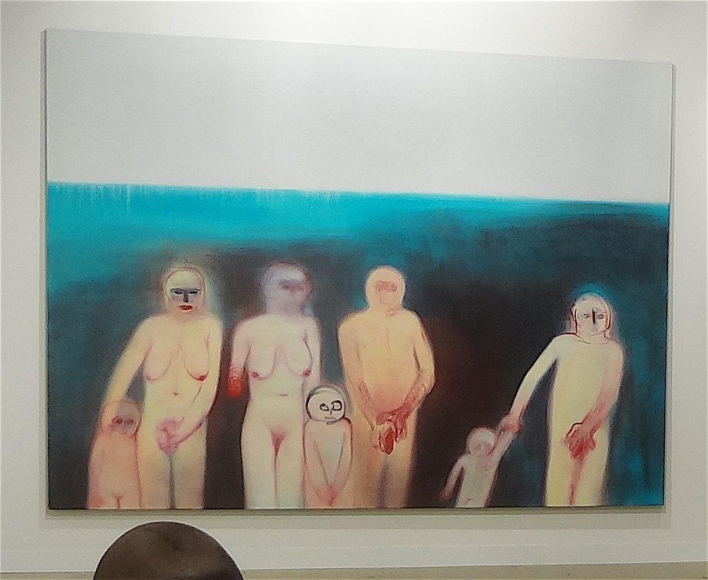Miriam Cahn @ ART BASEL 2016