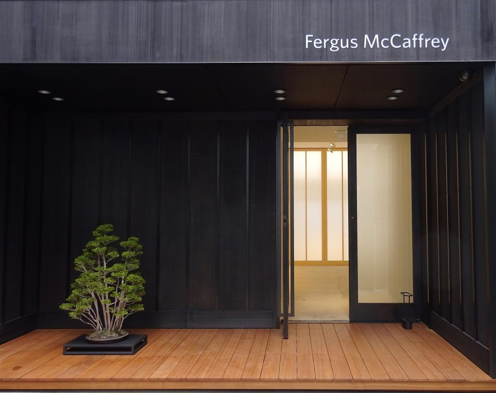 ファーガス・マカフリー東京 Fergus McCaffrey Tokyo