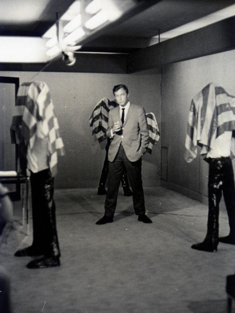 小島信明 KOJIMA Nobuaki Jasper Johns