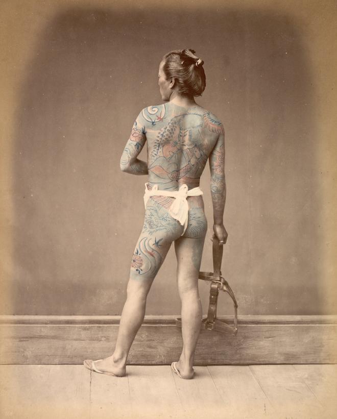 ライムント フォン シュティルフリート「刺青をした別当」