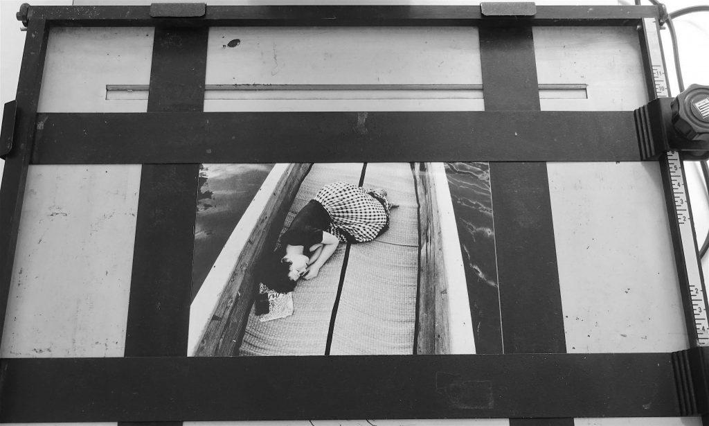 荒木経惟写真展「東京は、秋」@ ギャラリーアートグラフ銀座(写真弘社)