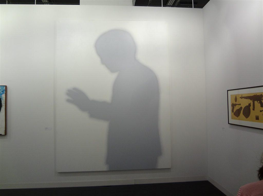 "高松次郎 TAKAMATSU Jiro ""Shadow"""