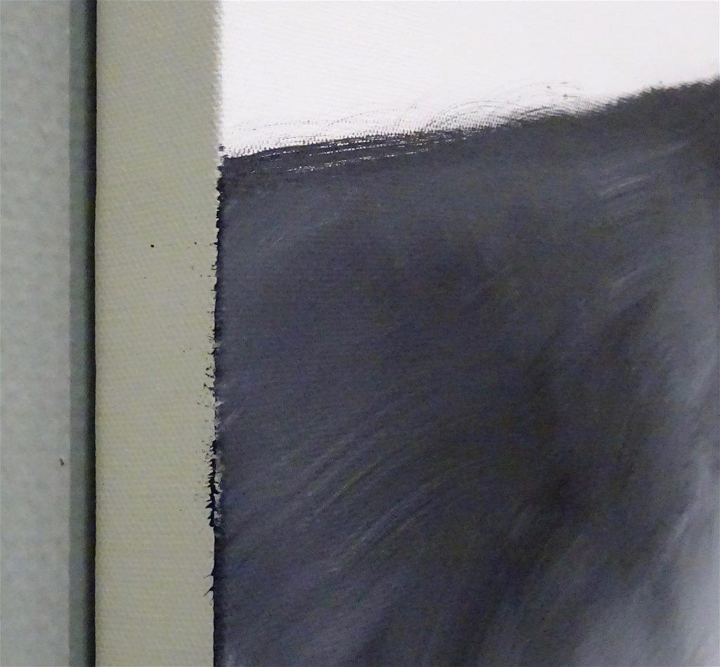 'Midnight Blue' detail