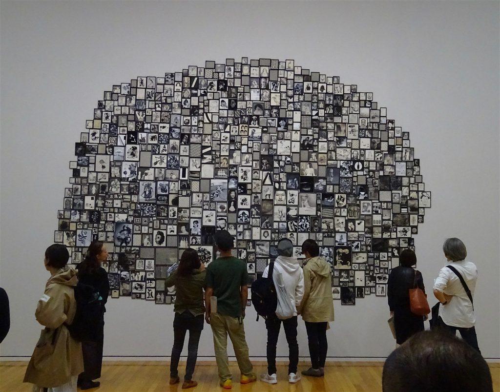 五木田智央 GOKITA Tomoo 'Untitled' 2008, 2014, 2015 mixed media (Collection of KAWS, Anzai Art Office, Inc., Tokyo, Galerie Saint Guillaume, Tokyo)