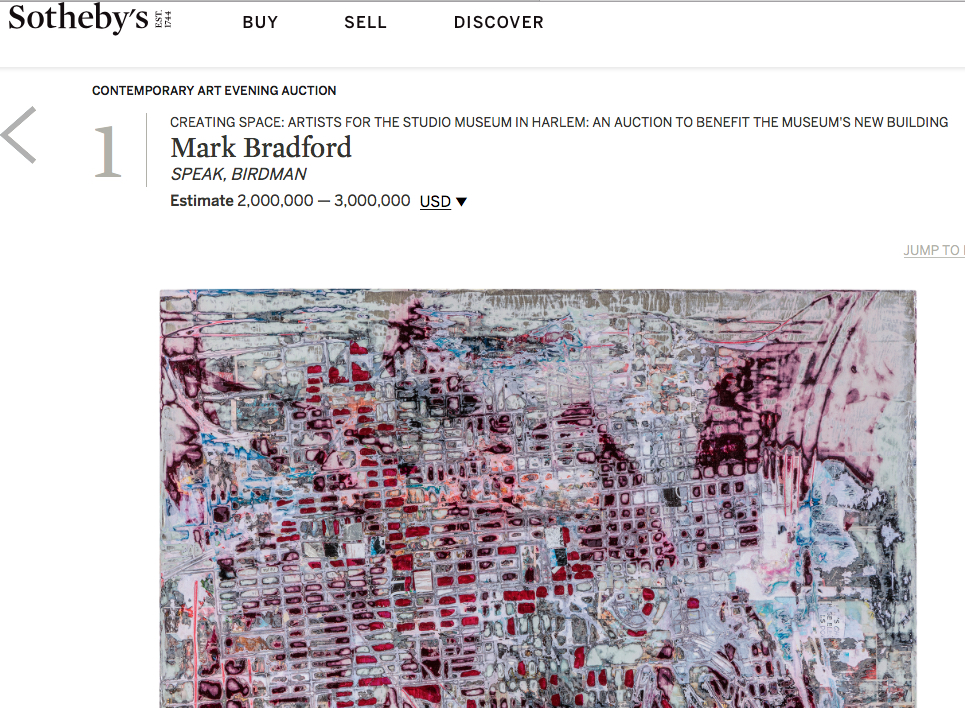 Mark マーク ブラドフォード