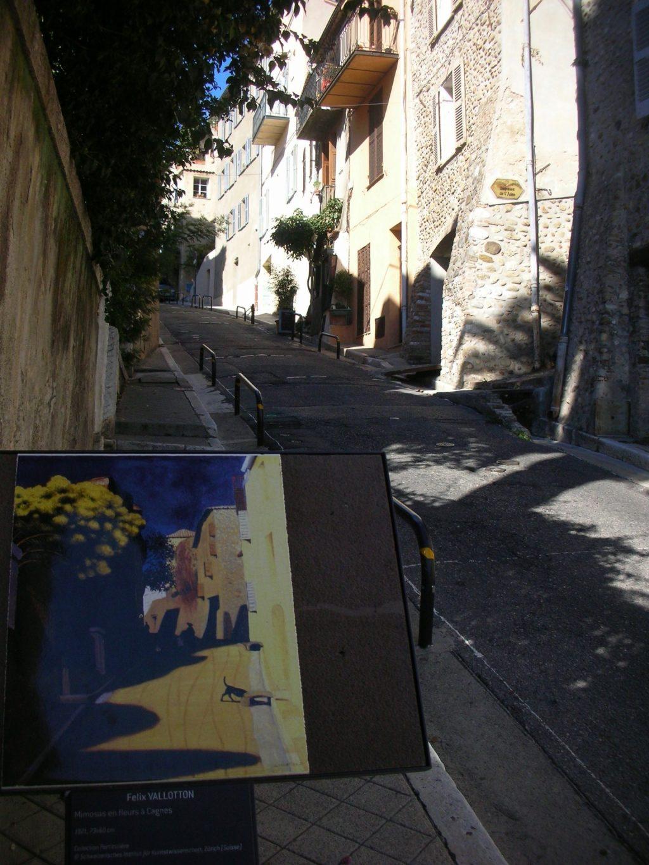 藤田嗣治-Léonard Foujita-レオナール-フジタ-Cagnes-sur-Mer1
