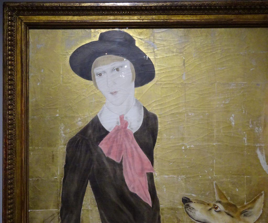 藤田嗣治-Léonard Foujita-Musée-Maillol-Suzy-Solidor