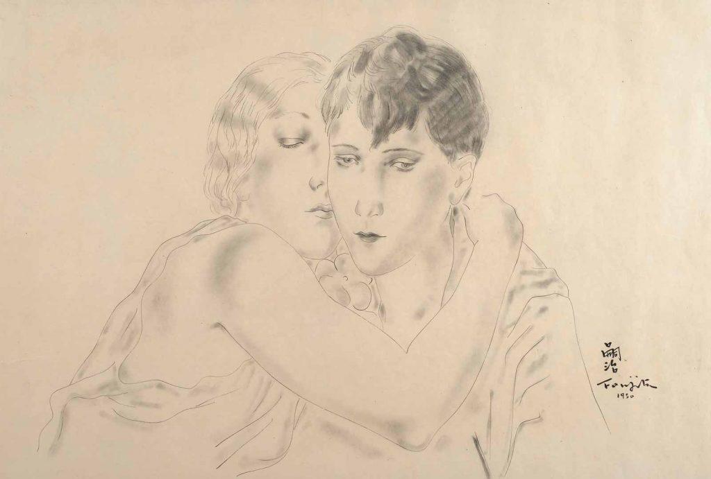 藤田嗣治-Léonard-Foujita-Musée-Suzy