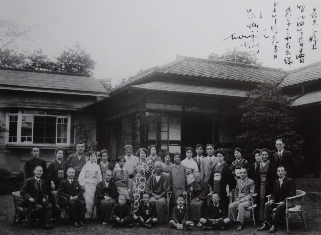 藤田嗣治-Léonard Foujita-ユキ藤田-Youki Foujita 東京1929
