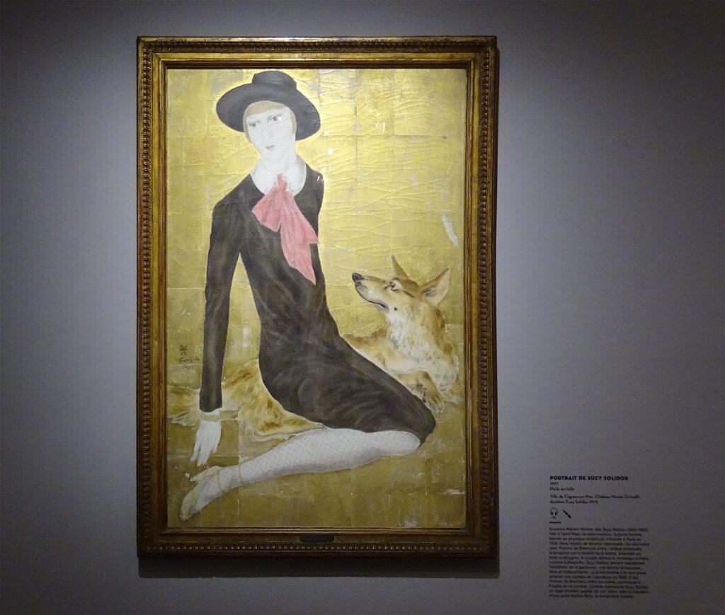 藤田嗣治-Léonard Foujita-Musée-Maillol