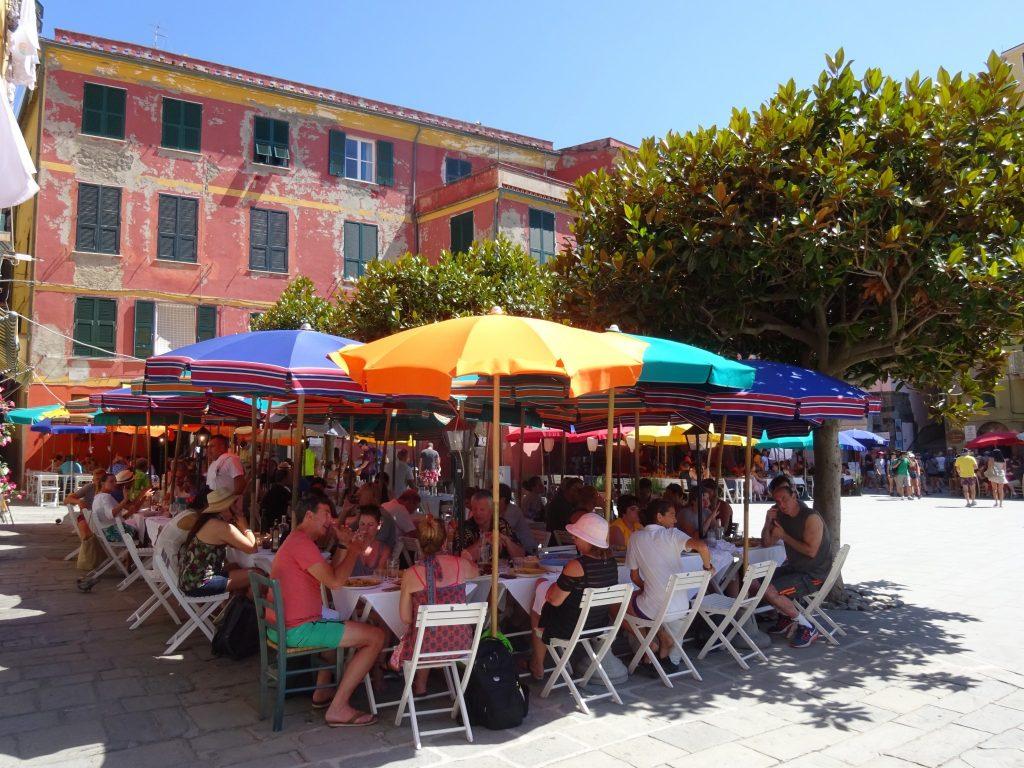 夏休み イタリア・チンクエ・テッレ Cinque Terre, Italy