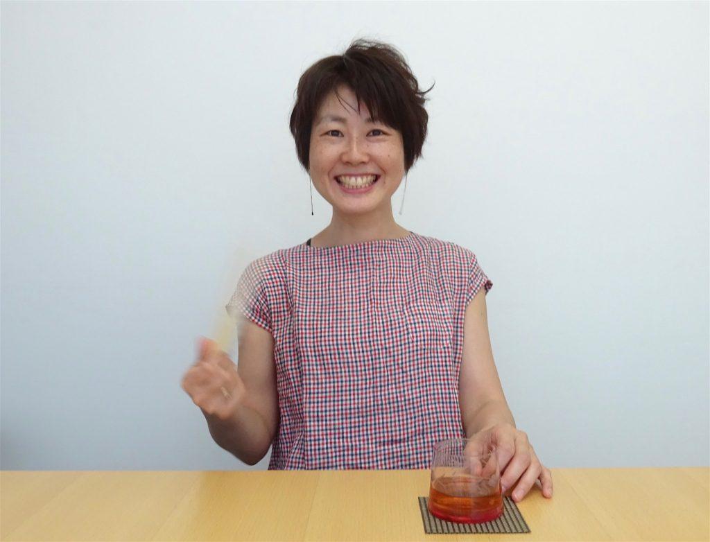 画家 福村彩子 Painter FUKUMURA Ayako