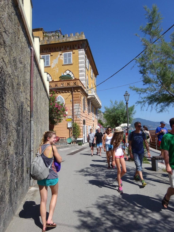 イタリア・チンクエ・テッレ Cinque Terre