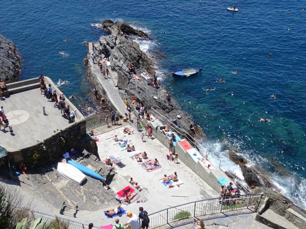 イタリア・チンクエ・テッレ Cinque Terre, Italy