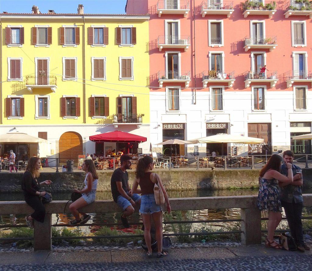 イタリア夏休み