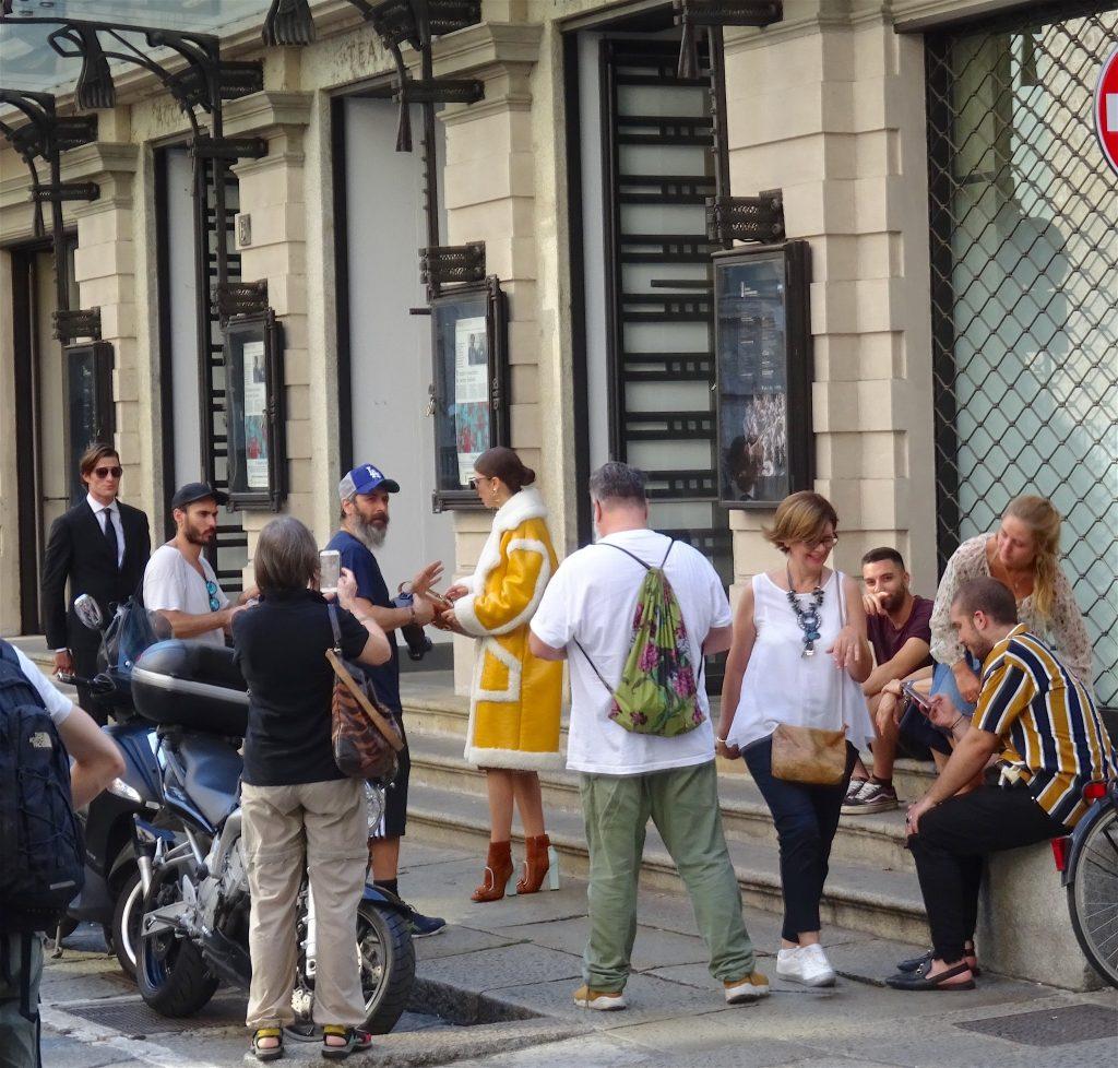 イタリア夏休み Fashion Shooting