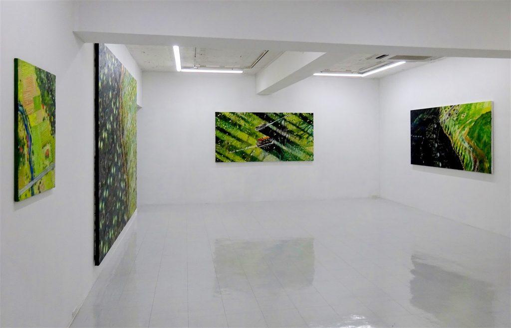 東京画廊+BTAP