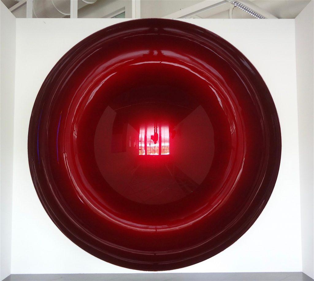 """Anish Kapoor """"untitled"""" 2008, Fibre de verre, résine et peinture, Centre Pompidou, Musée national d'art moderne, Paris"""