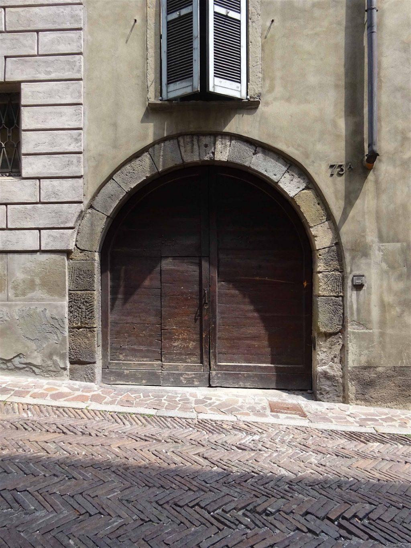 Bergamo イタリア夏休み