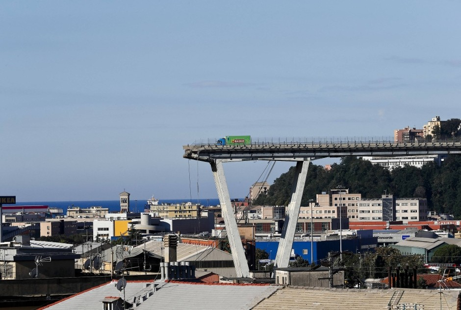 Genua bridge