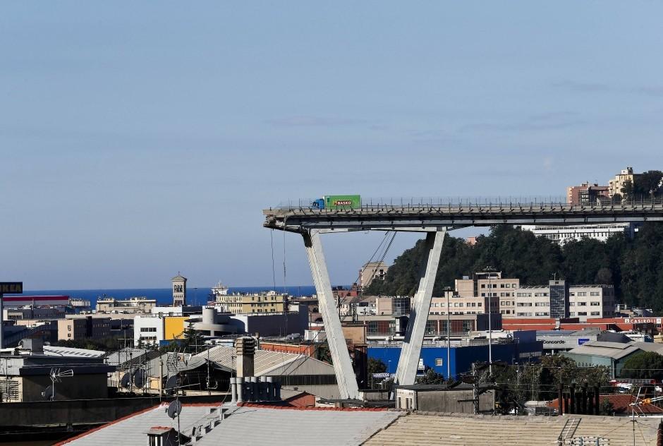 Genua bridge