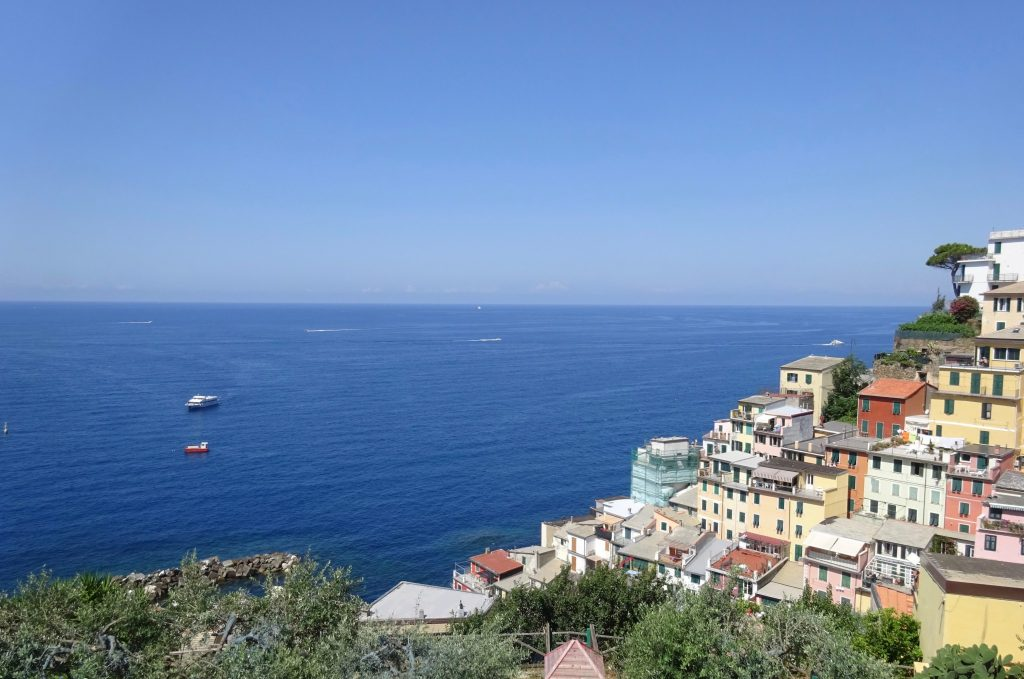 Italia イタリア・チンクエ・テッレ Cinque Terre, Italy