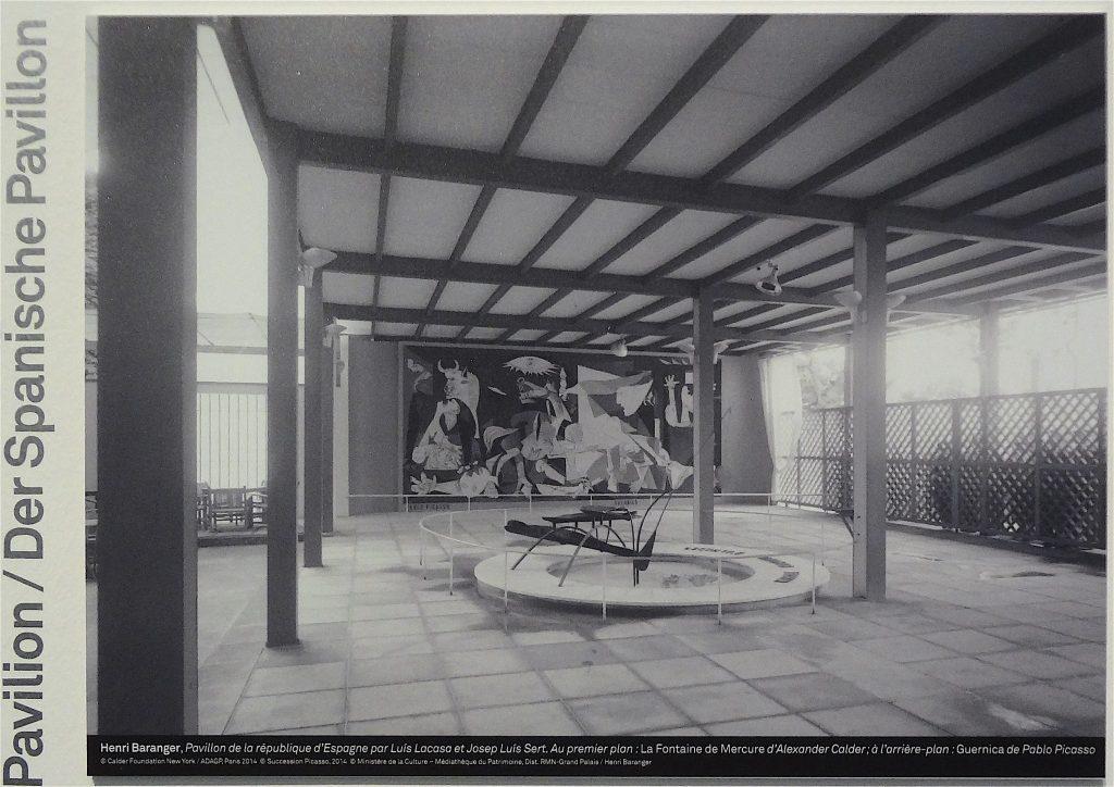 "Pablo Picasso ""Guernica"" 1937 @ Spanish Pavillon"