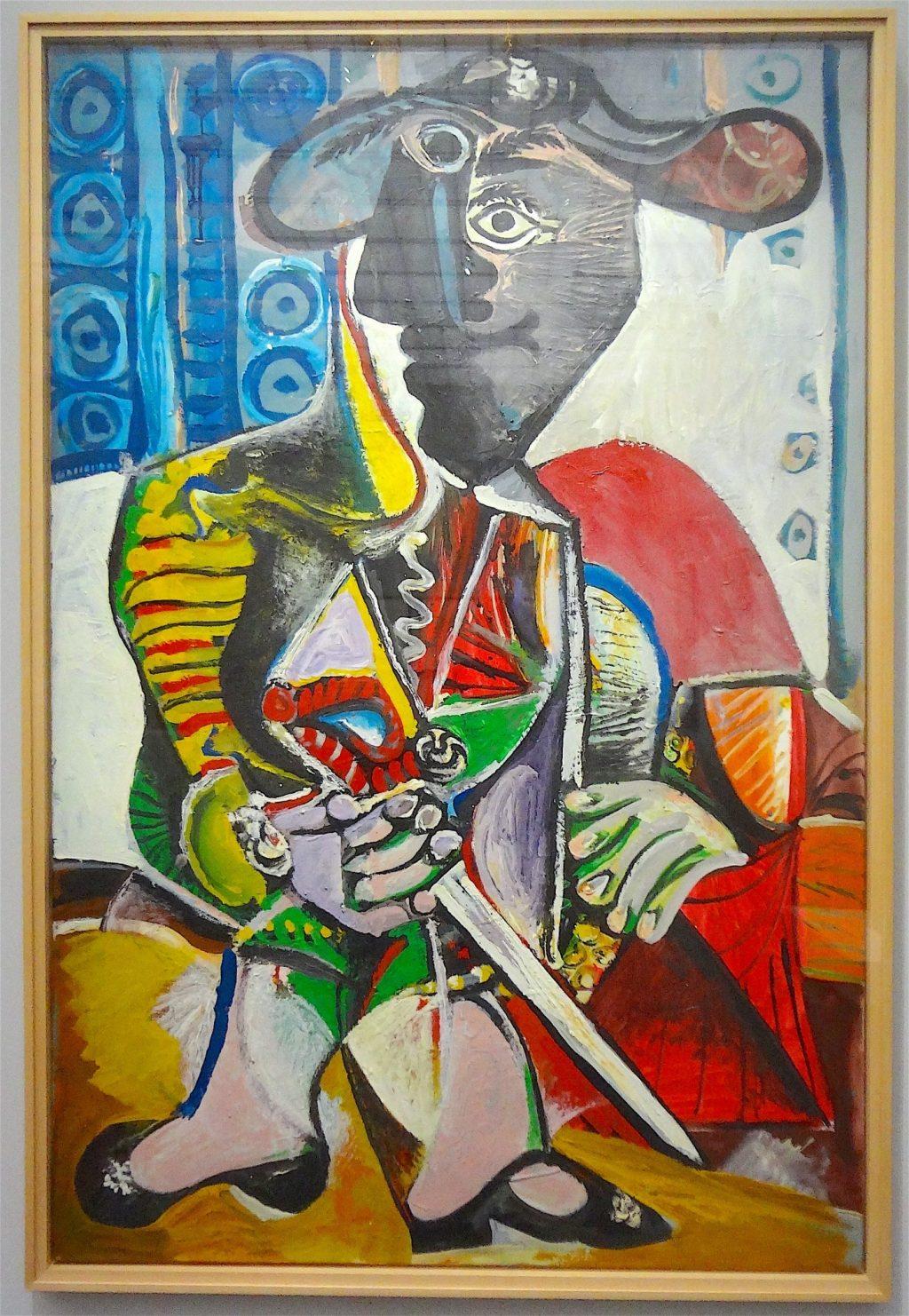 "Pablo Picasso ""Le Matador. Torero"" 14 octobre 1970"