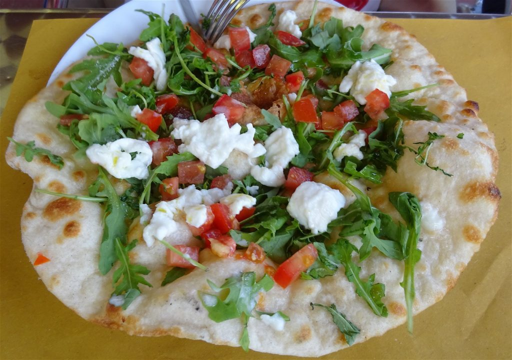 Pizza イタリア夏休み