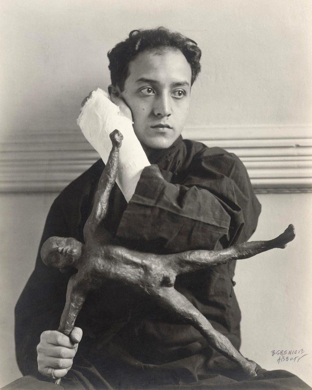 イサム・ノグチ・ノグチ・イサム NOGUCHI Isamu ca. 1928