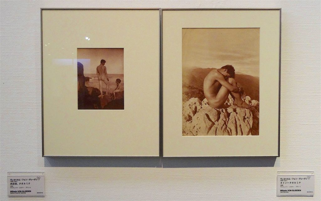 ヴィルヘルム・フォン・グレーデン Wilhelm von Gloeden @ 横浜美術館 2012年