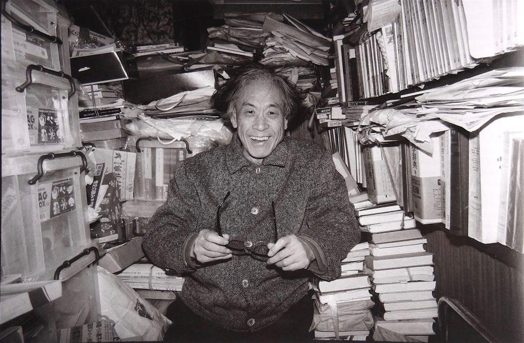亜 真里男 Mario Ambrosius「野間 宏 NOMA Hiroshi」1989