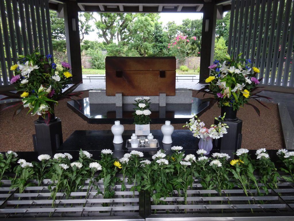 千鳥ケ淵戦没者墓苑Chidorigafuchi Cemetery