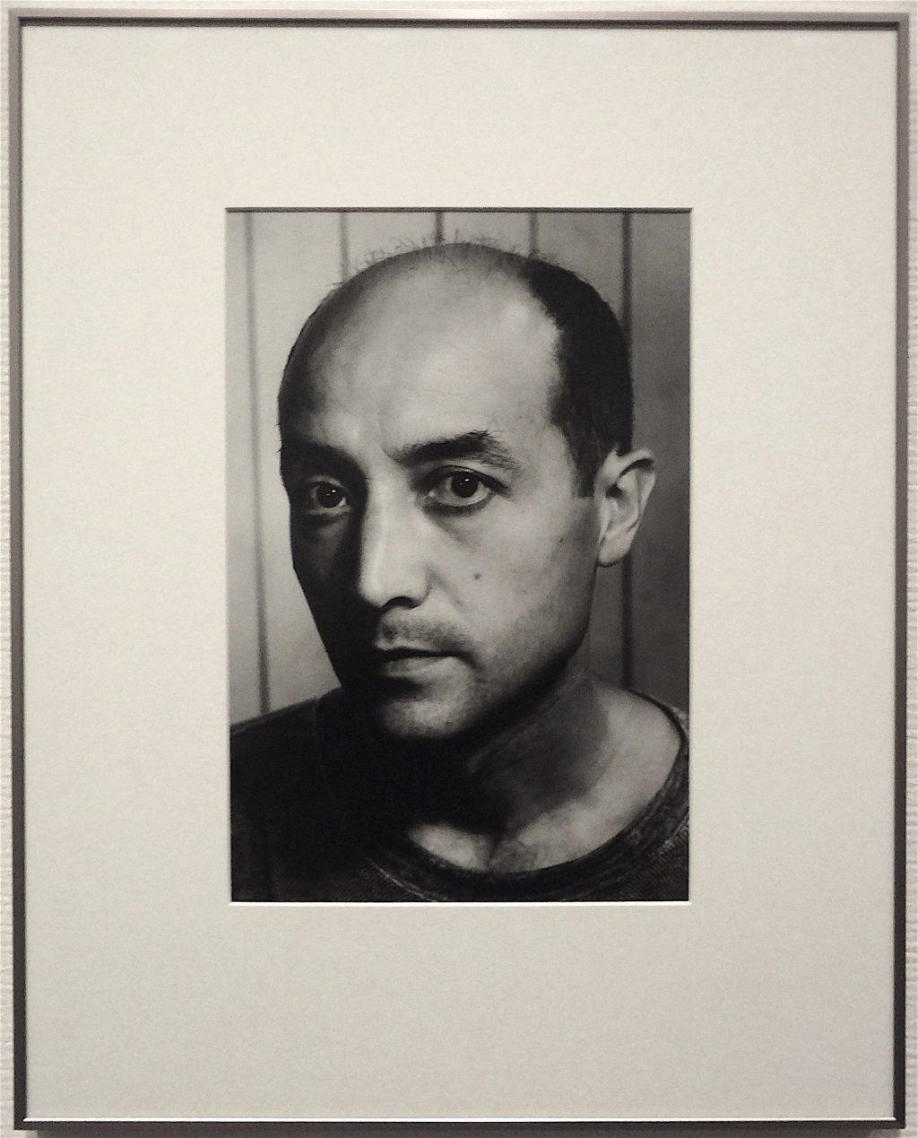 土門拳 DOMON Ken 「Isamu NOGUCHI」ca. 1950 @ 横浜美術館 Yokohama Museum 2012年