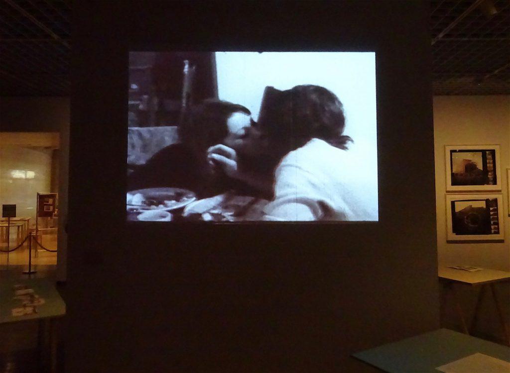 """ゴードン・マッタ・クラーク Gordon Matta-Clark """"Food (also called Day in the Life of FOOD)"""" 16mm film"""