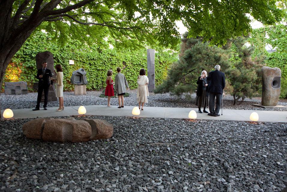Annual Benefit Concert and Dinner, Museum Sculpture Garden, Noguchi Museum