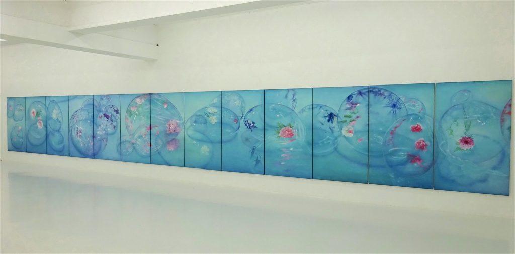 FUKUSHIMA Sayumi 福島沙由美 「鏡游掬」