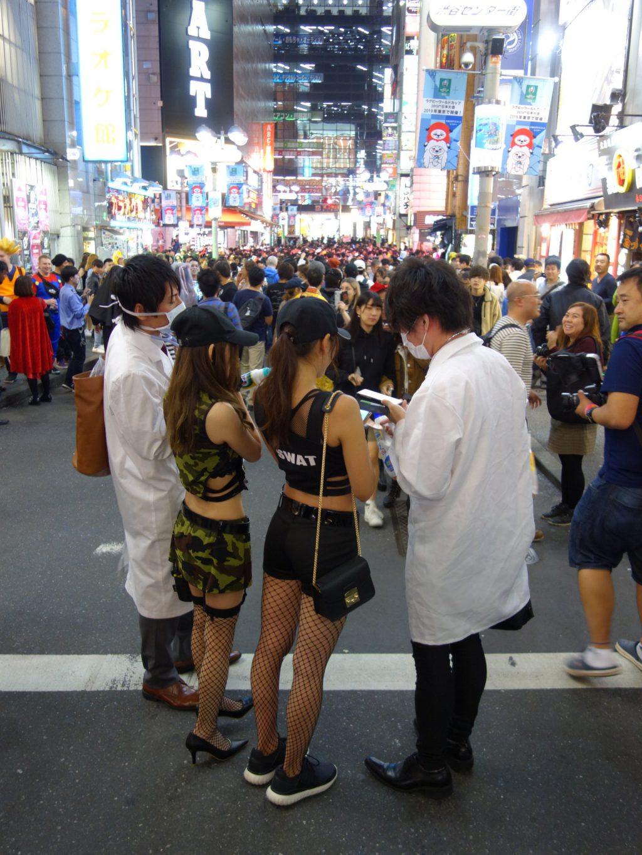 ハッピー カワイイ ハロウィン HAPPY KAWAII HALLOWEEN Shibuya