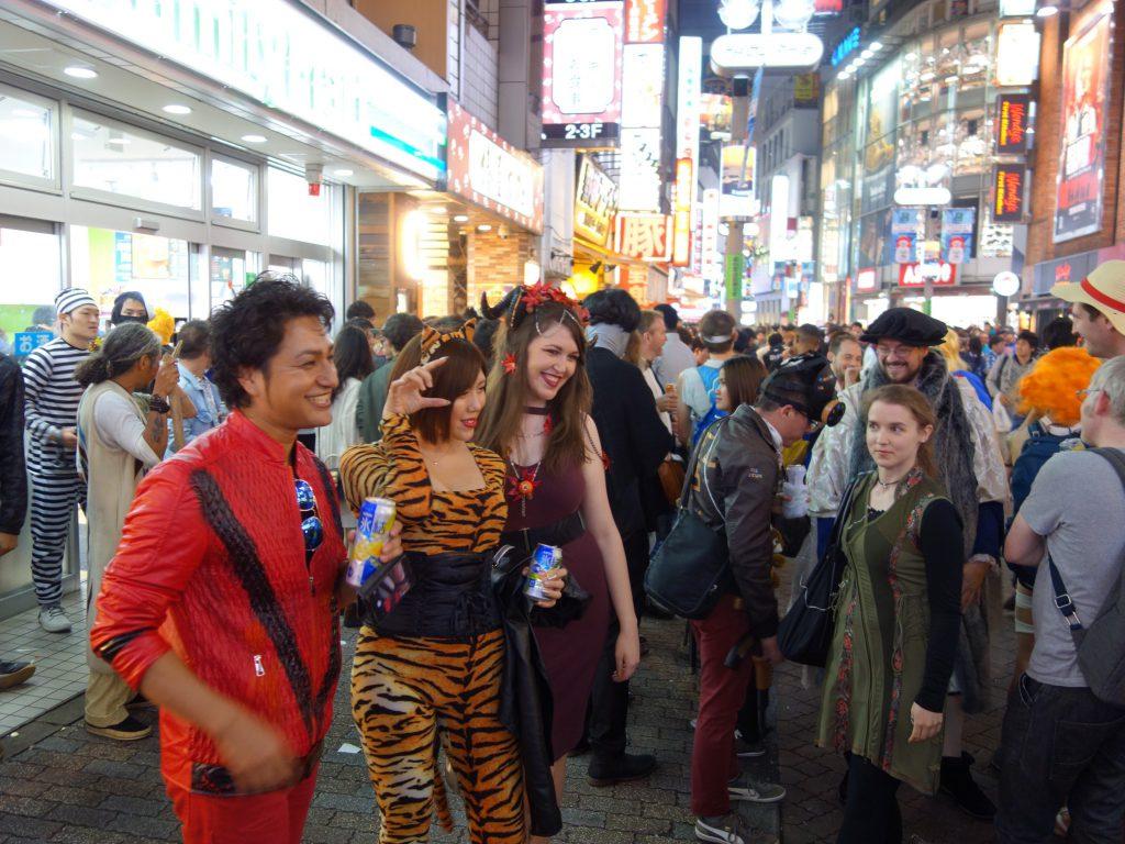 ハッピー カワイイ ハロウィン HAPPY KAWAII HALLOWEEN in Shibuya