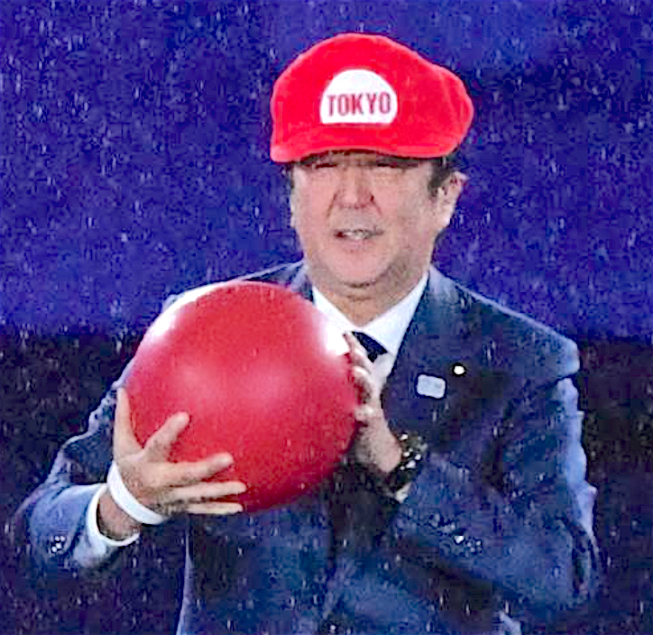 マリオ安倍 Mario Abe @ Olympic オリンピック