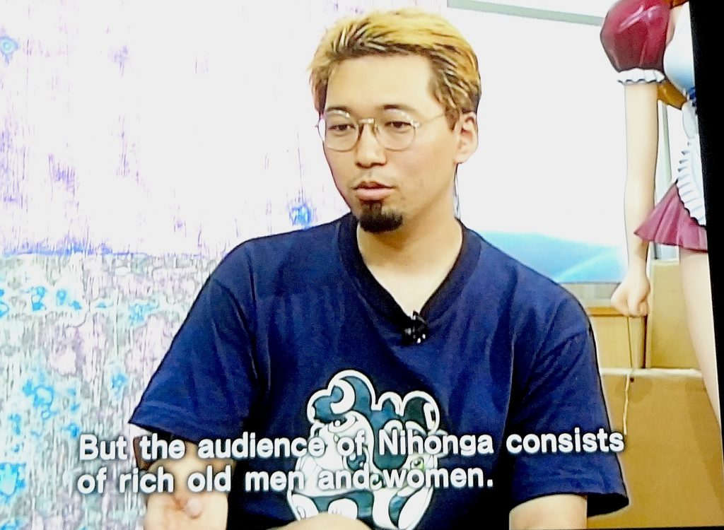 村上隆・NHK