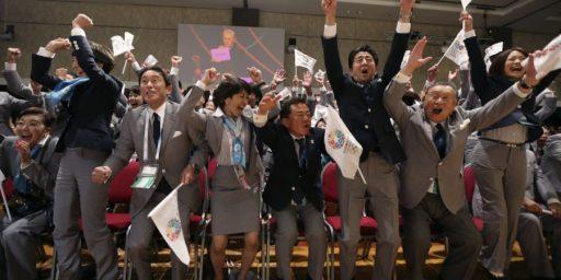 東京オリンピック2020年:借金を増やす
