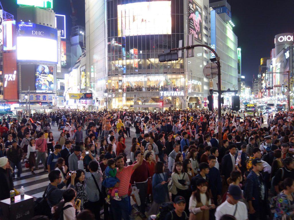 渋谷クロッシング Shibuya Crossing
