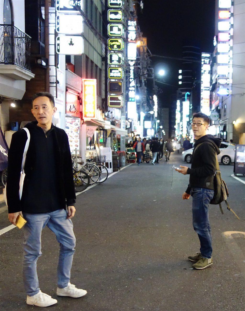 窪田研二(KENJI KUBOTA ART OFFICE)+ 近藤健一 (森美術館キュレーター)